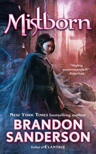 Mistborn: The Final Empire (Mistborn #1) - US Ed. by Brandon Sanderson