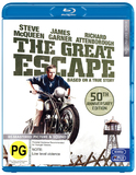 The Great Escape - 50th Anniversary Edition on Blu-ray