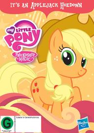 My Little Pony: Friendship Is Magic - It's An Applejack Hoedown on DVD