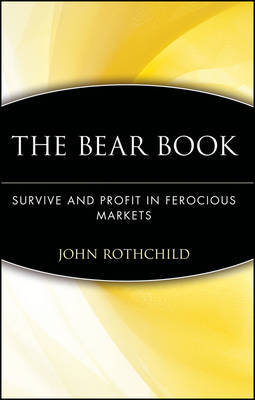 The Bear Book by John Rothchild image
