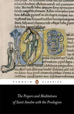 The Prayers and Meditations of St. Anselm with the Proslogion by Anselm image