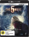 The 5th Wave (4K UHD + UV) DVD
