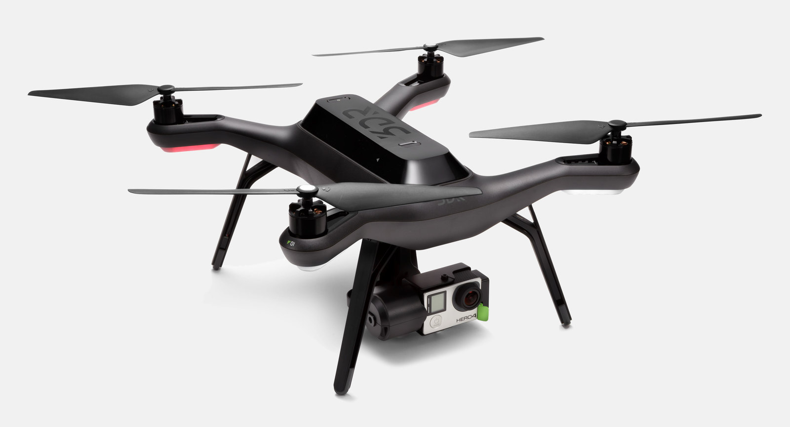 3DR Solo Aerial Drone