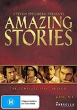 Steven Spielberg Presents Amazing Stories: Season 1 on DVD