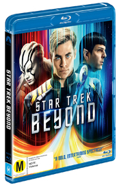 Star Trek Beyond on Blu-ray image