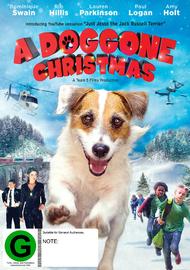 A Doggone Christmas on DVD