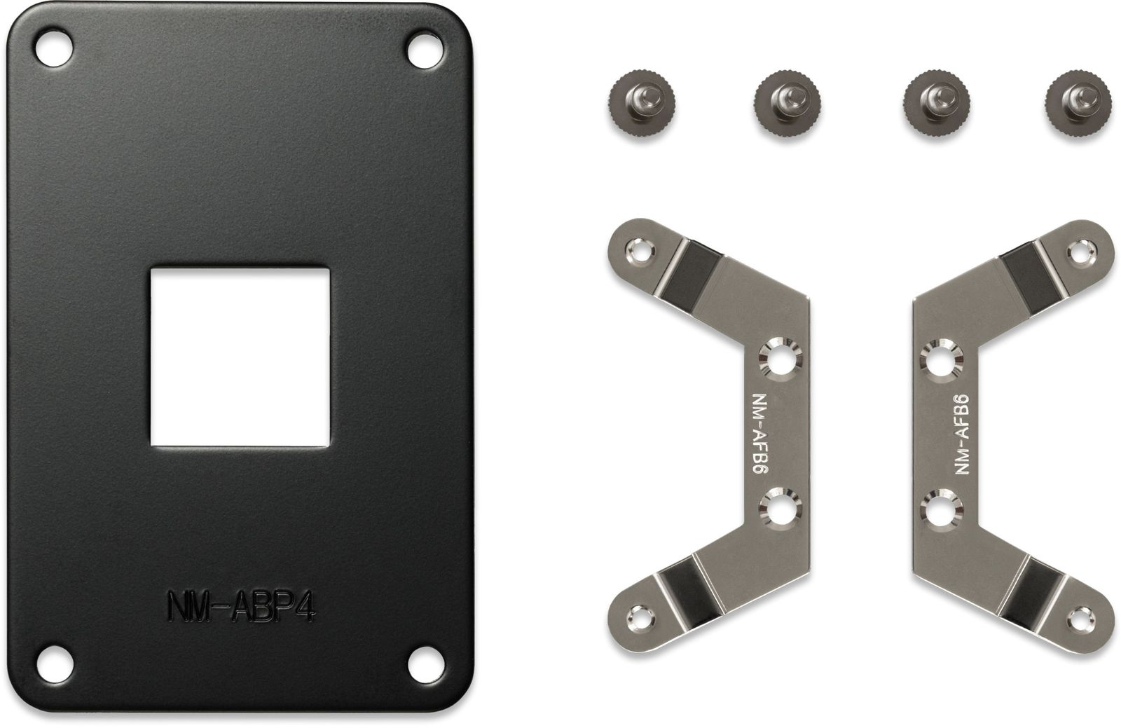 Be Quiet AMD AM4 Mounting Kit image