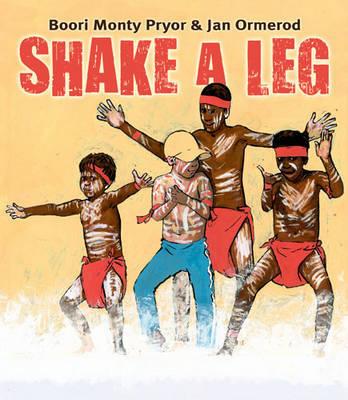 Shake A Leg by Boori Monty Pryor image