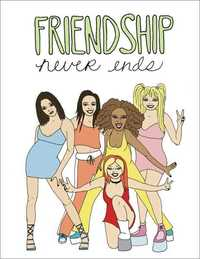 Fineass Lines: Greeting Card - Friendship Never Ends