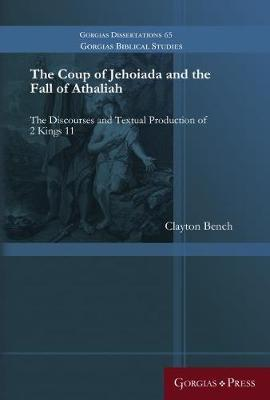The Coup of Jehoiada and the Fall of Athaliah by Clayton Bench