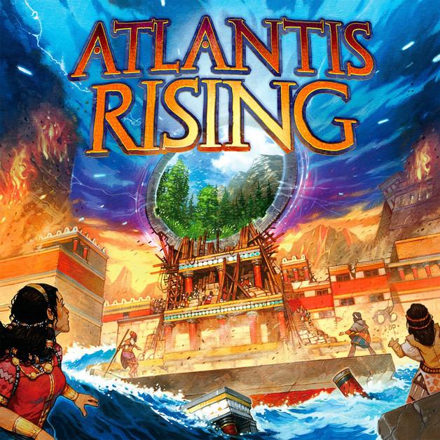 Atlantis Rising: 2nd Edition - Board Game