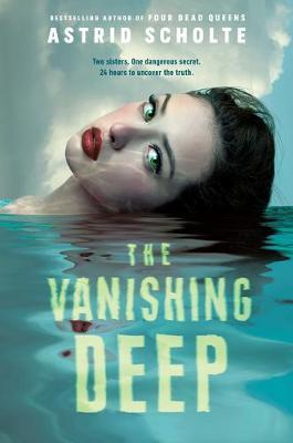 The Vanishing Deep by Astrid Scholte image
