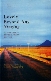 Lovely Beyond Any Singing by Helen Moffett image