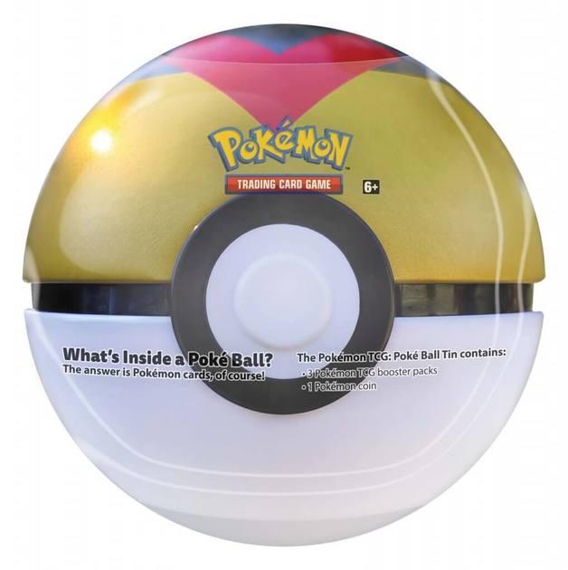 Pokemon TCG: Poke Ball Tin - Series 6