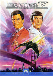 Star Trek 04 - The Voyage Home on DVD