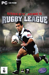 Stacey Jones Rugby League for PC Games