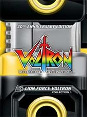 Voltron: Defender Of The Universe - Collection 1 (3 Disc Box Set) on DVD