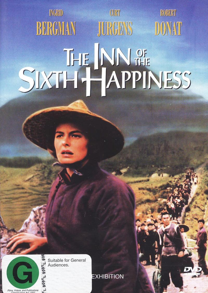 The Inn Of Sixth Happiness on DVD image