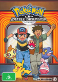 Pokemon: DP - Battle Dimension: Collection 1 (3 Disc Set) on DVD