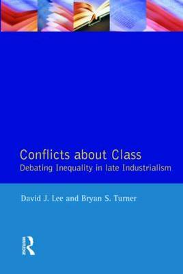 Conflicts About Class by David J. Lee image