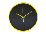 Yellow Pop Wall Clock (35cm)