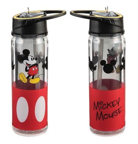 Disney - Mickey Mouse Tritan Water Bottle