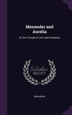 Menander and Aurelia by Menander