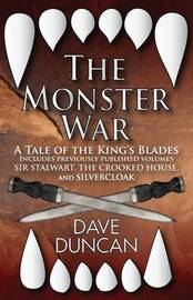 The Monster War by Dave Duncan image