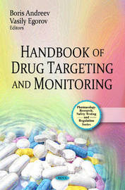 Handbook of Drug Targeting & Monitoring image