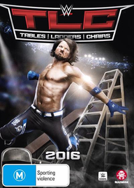 WWE: TLC Tables, Ladders & Chairs 2016 on DVD