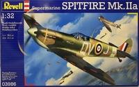 Revell: 1/32 Spitfire Mk. IIa Model Kit