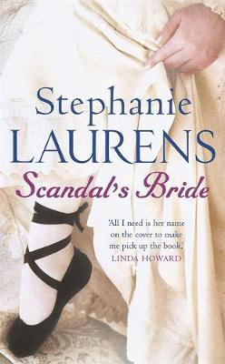 Scandal's Bride by Stephanie Laurens image