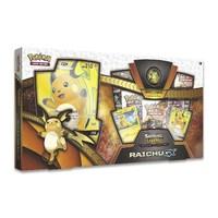 Pokemon TCG Shining Legends Special Collection- Raichu GX