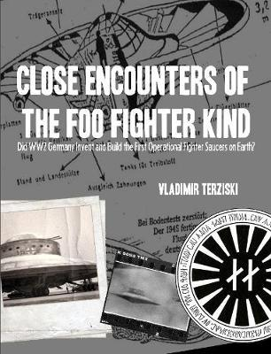 Close Encounters of the Foo Fighter Kind by VLADIMIR TERZISKI