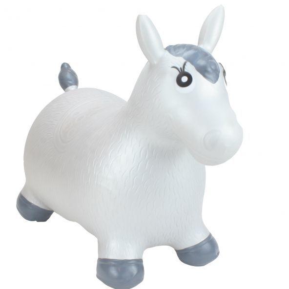 Happy Hopperz : Silver Horse image