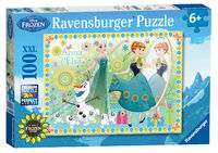 Ravensburger : Disney Frozen Fever Puzzle 100pc