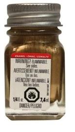 Testors: Metallic Enamel Paint - Gold image