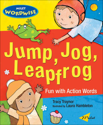Jump, Jog, Leapfrog by Tracy Traynor