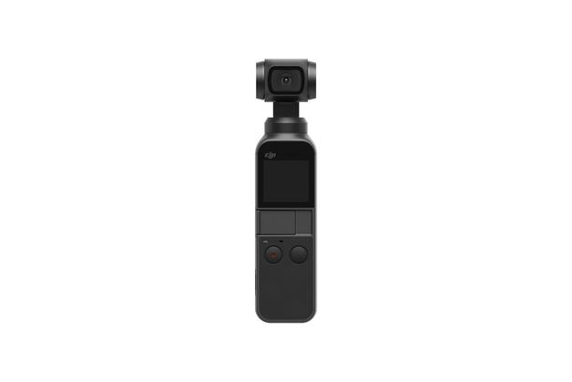 DJI Osmo Pocket 4K Camera Handheld With 3-Axis Gimbal