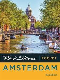 Rick Steves Pocket Amsterdam (Third Edition) by Rick Steves