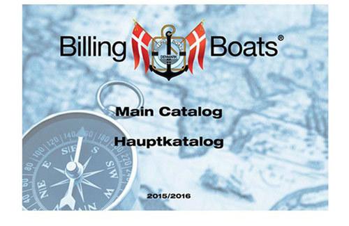 Billings Boat: Catalogue 2016