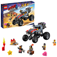 The LEGO Movie 2 - Emmet & Lucy's Escape Buggy! (70829)