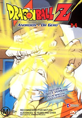 Dragon Ball Z 3.05 - Androids - Dr Gero on DVD