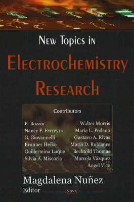 New Topics in Electrochemistry Research image