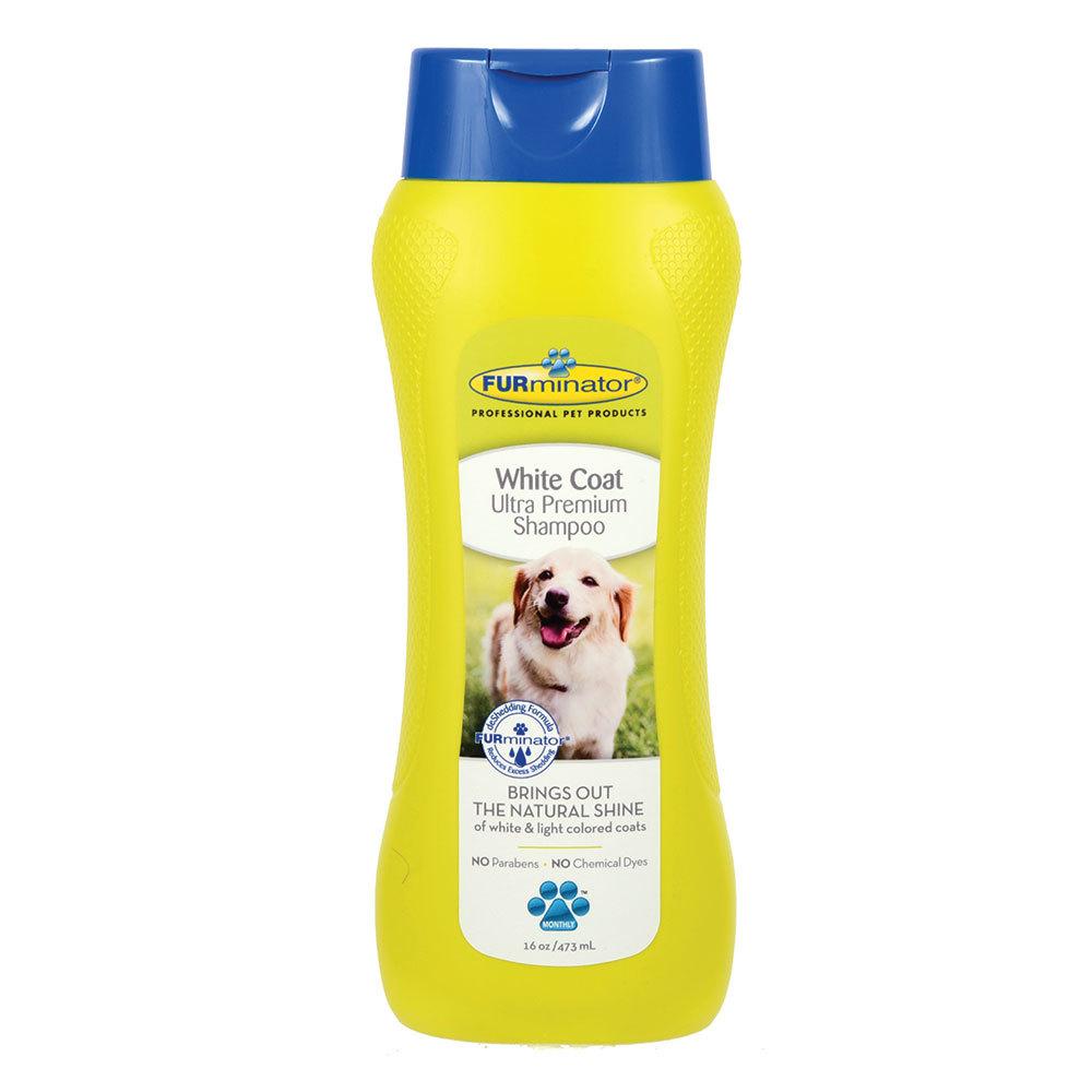 Furminator: Shampoo White Coat - 473ml image