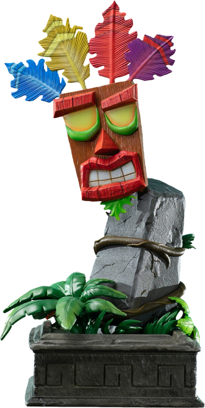 Crash Bandicoot: Mini Aku Aku Mask - Companion Edition