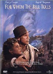 For Whom the Bell Tolls on DVD
