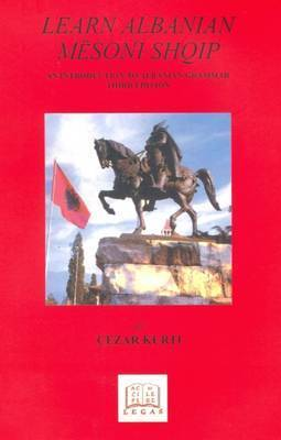 Learn Albanian/Mesoni Shqip by Cezar Kurti
