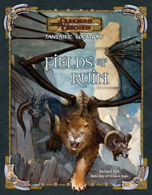 Fantastic Locations: Fields of Ruin by Gwendolyn F.M. Kestrel