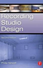 Recording Studio Design by Philip Newell image